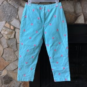 Lilly Pulitzer Bees and Beehive High waist Pant